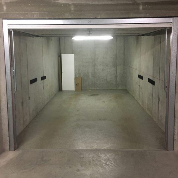 appartement huren in Nieuwpoort aan zee - garagebox