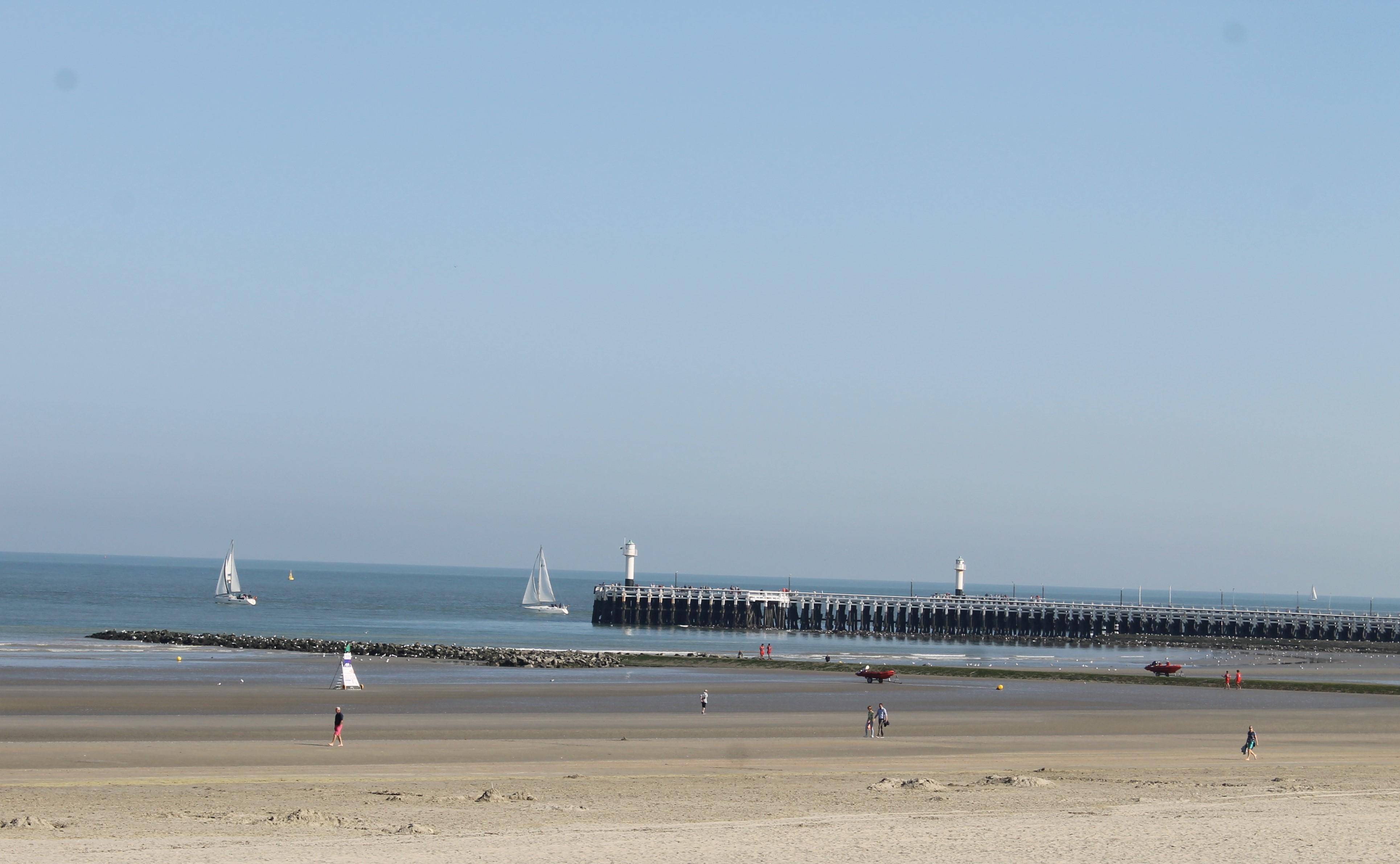 Vakantieverhuur appartement in Nieuwpoort aan de Belgische kust